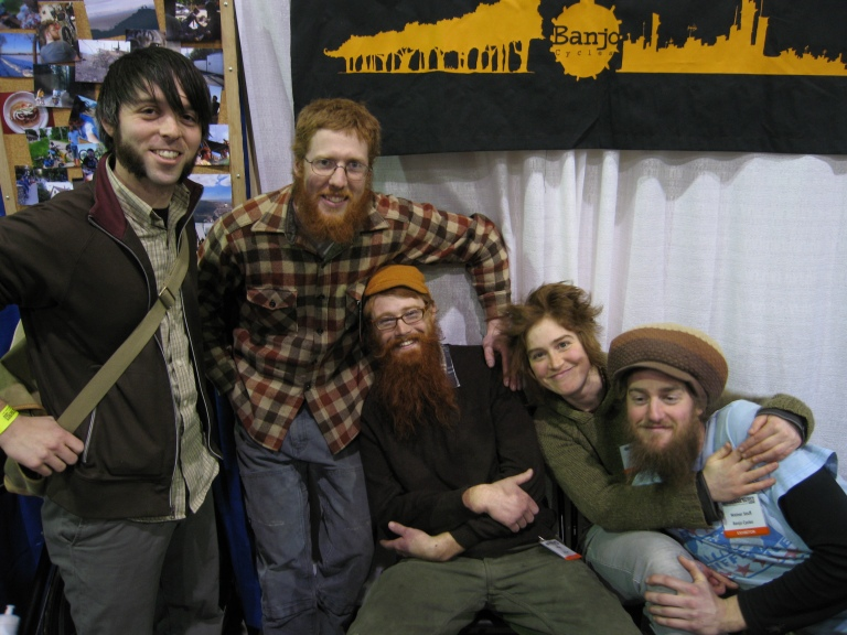 Banjo Cycles crew