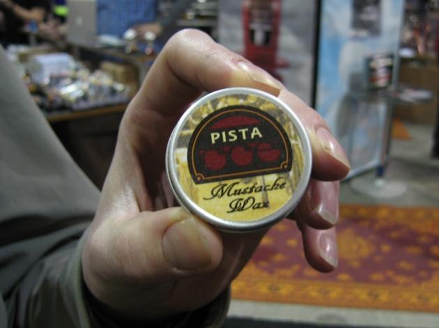 Pista Mustache Wax