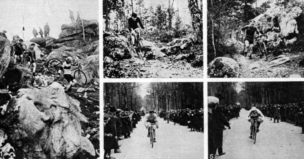 Pre-war cyclocross