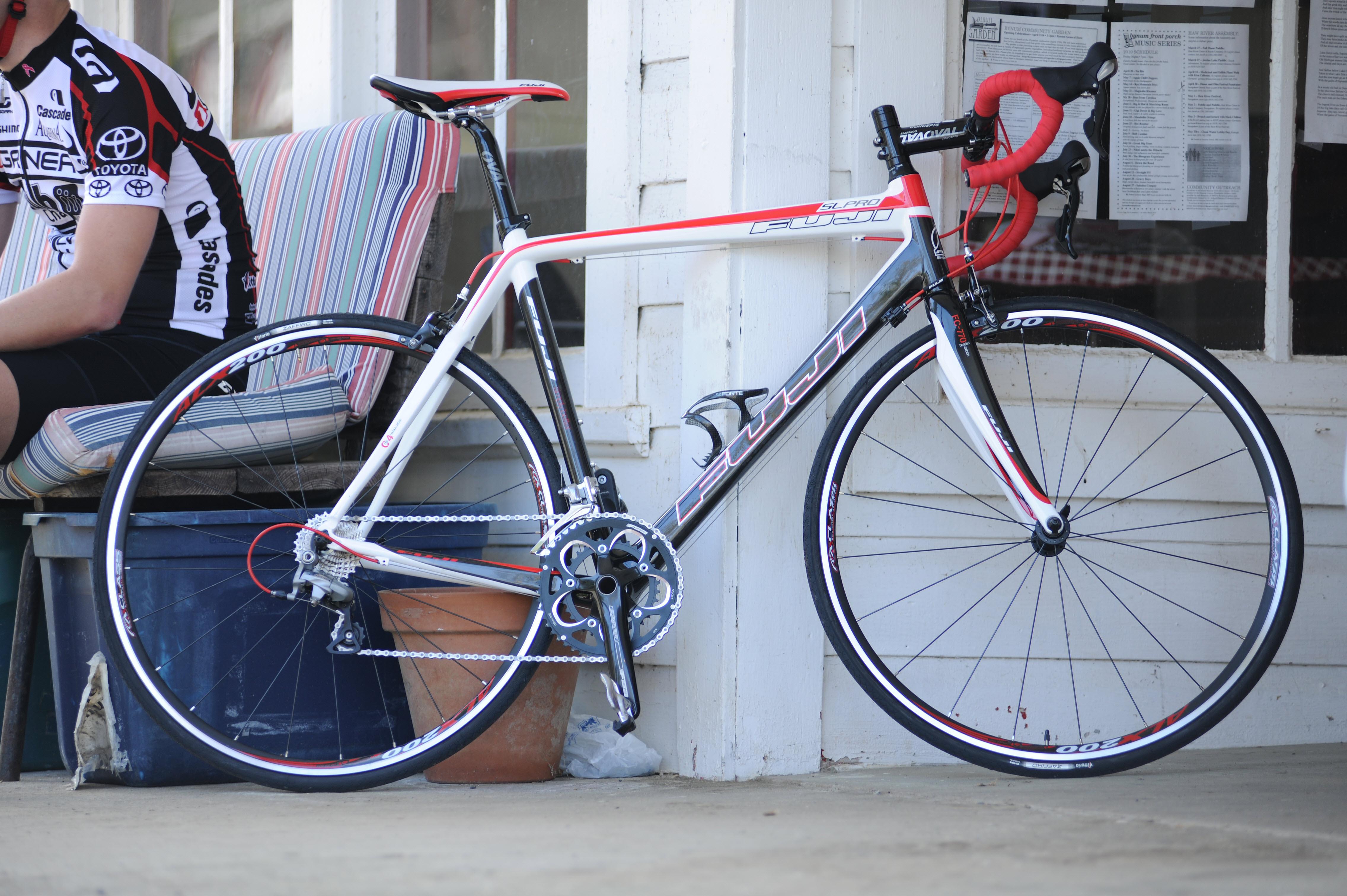 Enter To Win: Fuji SL1 Pro Road Bike – Performance Bicycle Blog