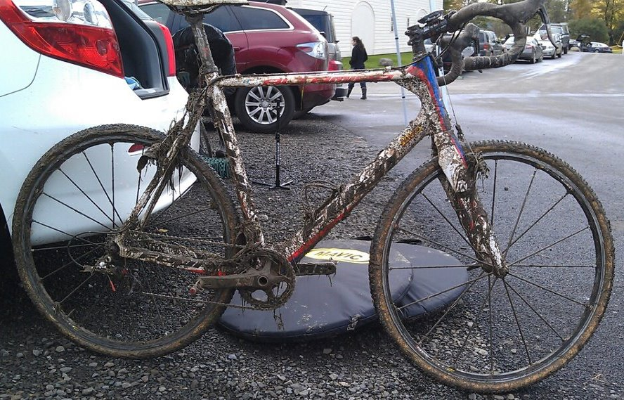 cross mud