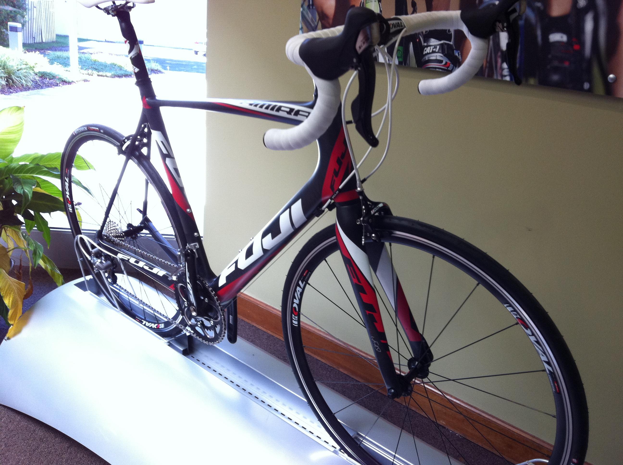 Product Profile New 2012 Fuji Bikes Performance Bicycle Blog