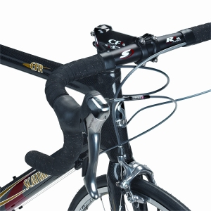 The 7800 series shifters with external cable routing