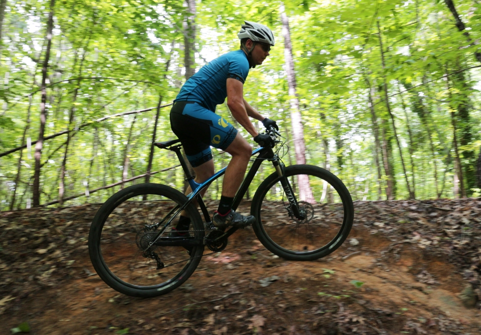 2014 Diamondback Overdrive Carbon Expert Mountain Bike