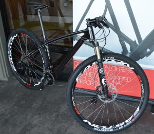 2014 Diamondback Overdrive Carbon Pro