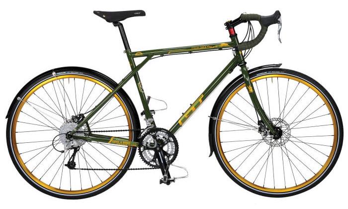 GT Wheels 4 Life Peace Tour Commuter Bike