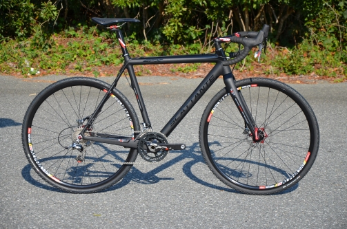 2013 Scattante CFX Black with SRAM Red 22 Hydro