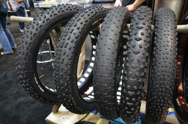 On- or off-road, upgrading your tires can have a big impact on how your bike rides