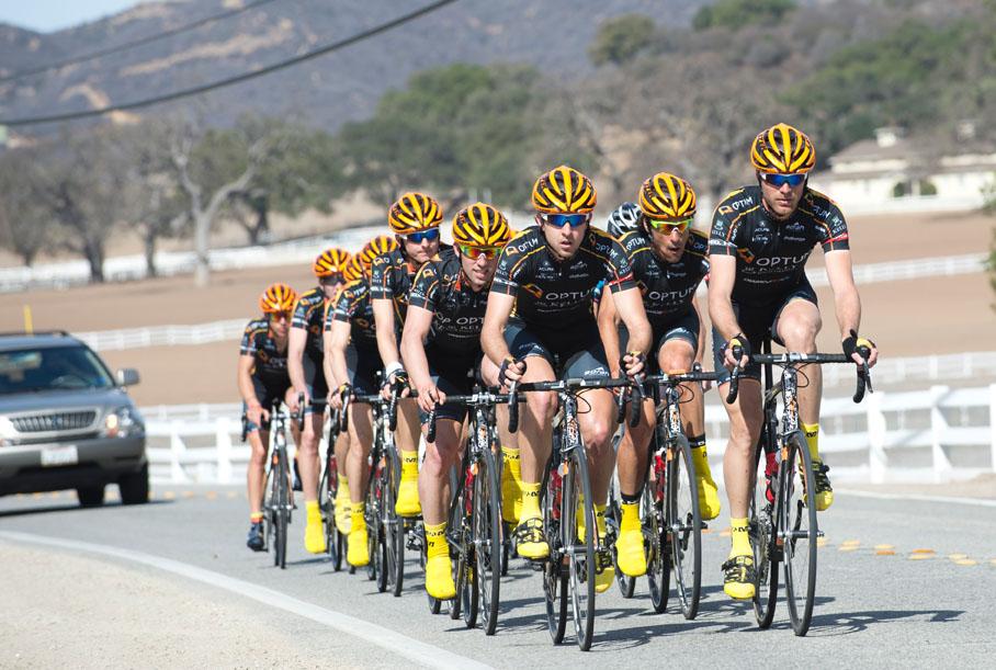 Optum Pro Cycling Training Camp, Feb. 2014