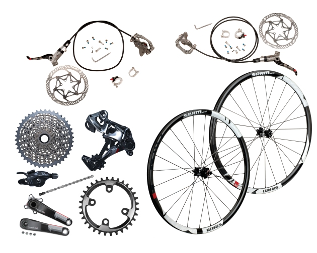 Eddie's ultimate mountain bike upgrade selections