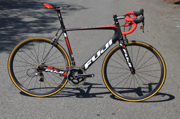 The Fuji Altamira SL is one amazing bike