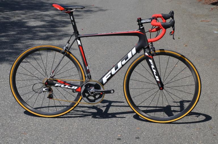 The Fuji Altamira SL is one amazing bike