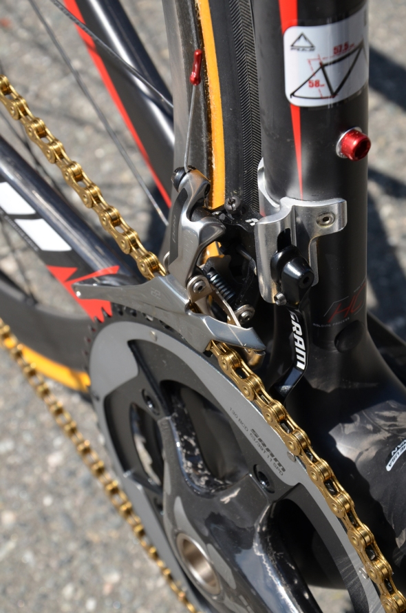 The SRAM YAW front derailleur is a revolution in front shifting