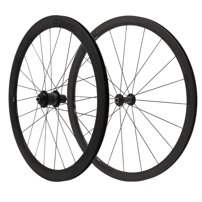 Rear wheel power meters, like the PowerTap G3 SES 3.4 Carbon Tubular Shimano Wheelset, are an easy and convenient way to add a power meter to your bike