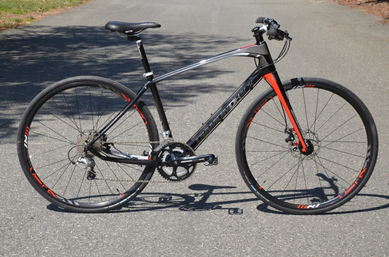 Diamondback Interval Carbon Flat Bar Road Bike