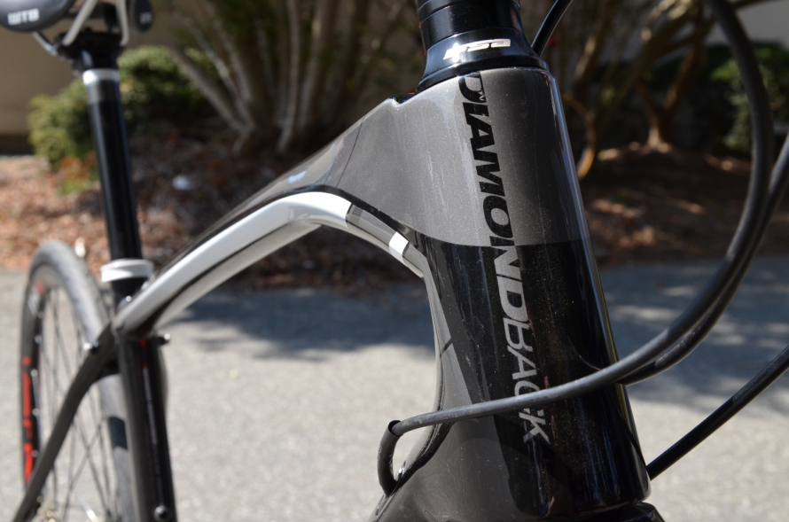 The subtle design details make this bike a real looker