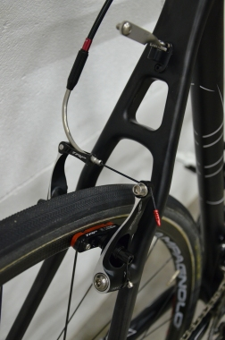 TRP mini V-brakes handle stopping duties