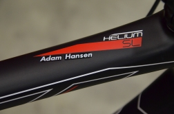 This is definitely Adam Hansen's bike