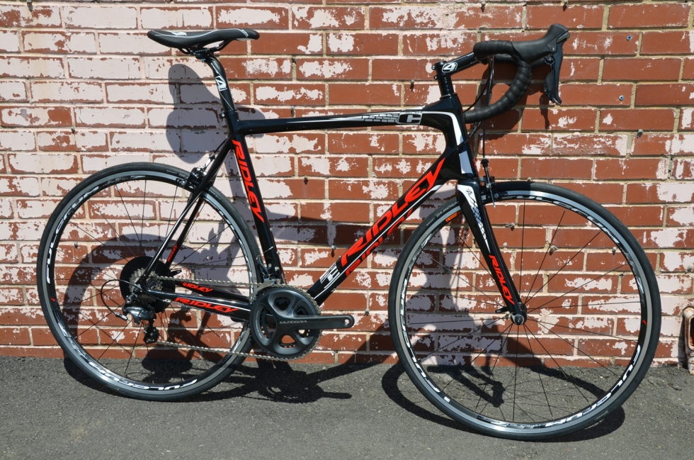 The Performance-exclusive Ridley Fenix CR1 is built around the same frame the pro's ride