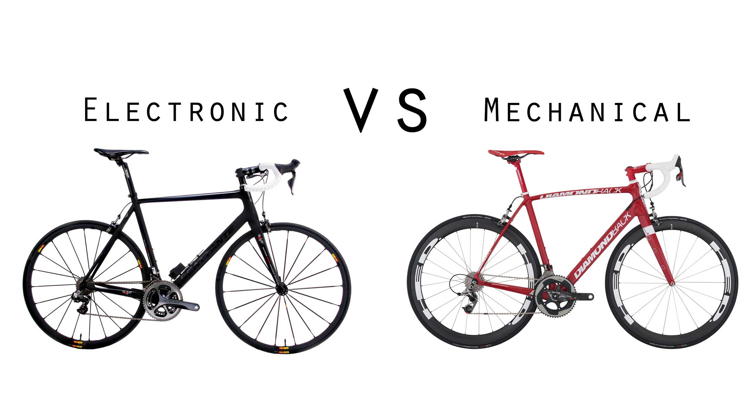Throw Down Electronic Vs Mechanical Shifting Performance