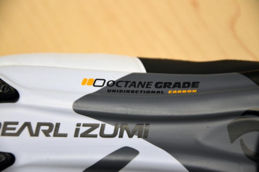 Octane Grade carbon fiber sole