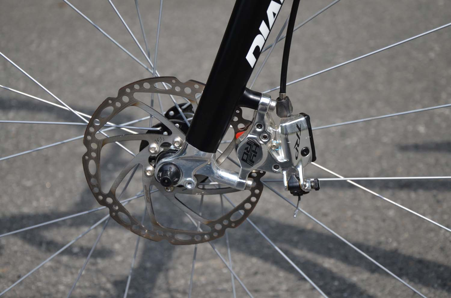 TRP brakes deliver excellent braking performance in all weather conditions