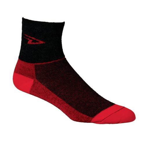 DeFeet Wooleater socks will dry quickly and help prevent hot spots