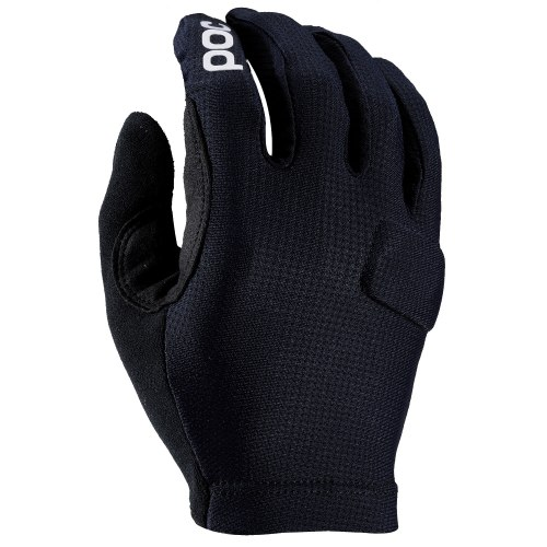 Poc Index Flow gloves will help give Eddy's hands and arms some relief after 75 miles of hard riding