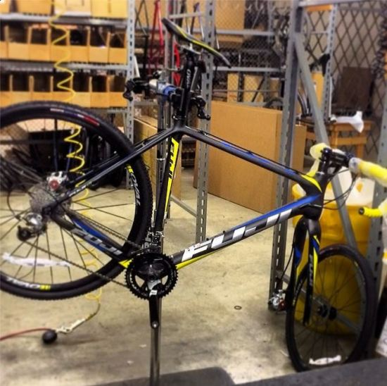 Fixing small issues on your own bike is easier than you think