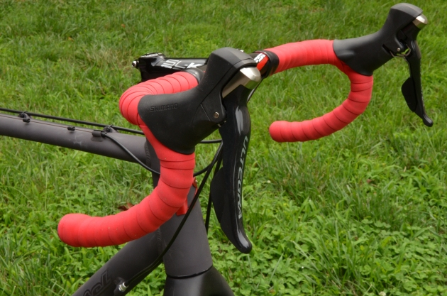 Beefier bar tape can make riding off-road more comfortable