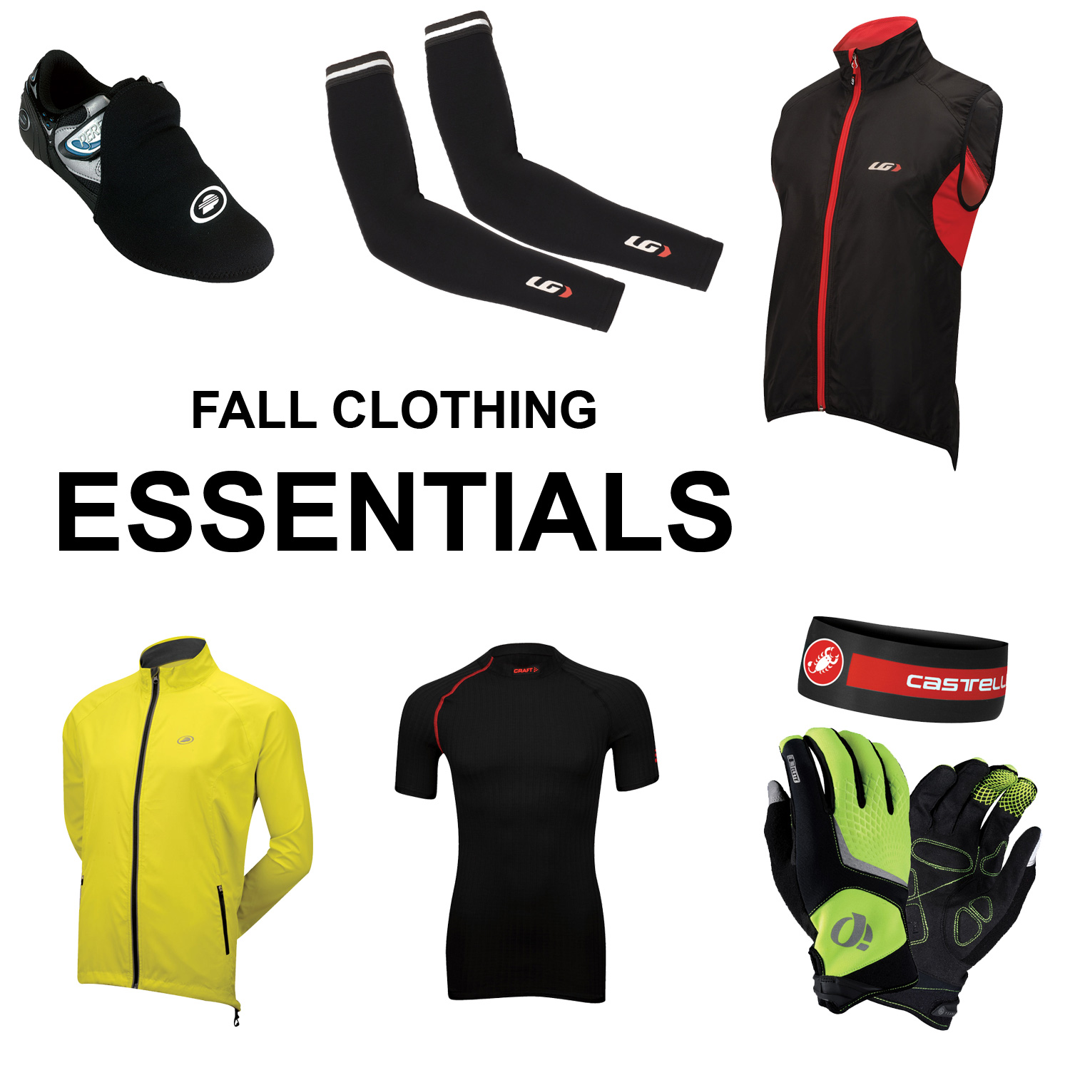 Fall Clothing Essentials