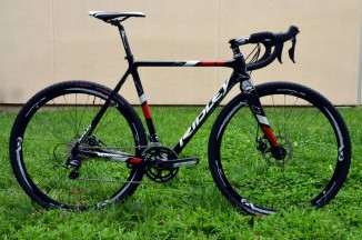 The Ridley X-Night is fine example of a cylcocross bike