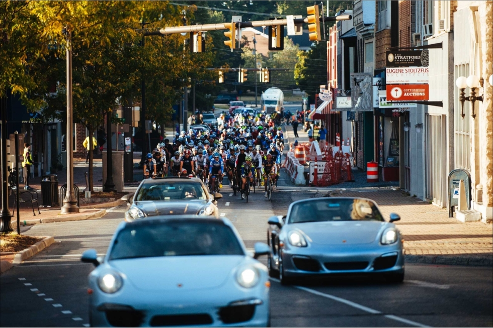 Gran Fondos are a great way to test your fitness (photo (C) 2014 Joe Foley Photography)