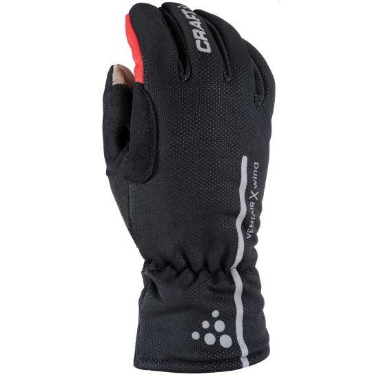 Heavyweight insulated gloves can keep your hands warm and dry on the coldest days