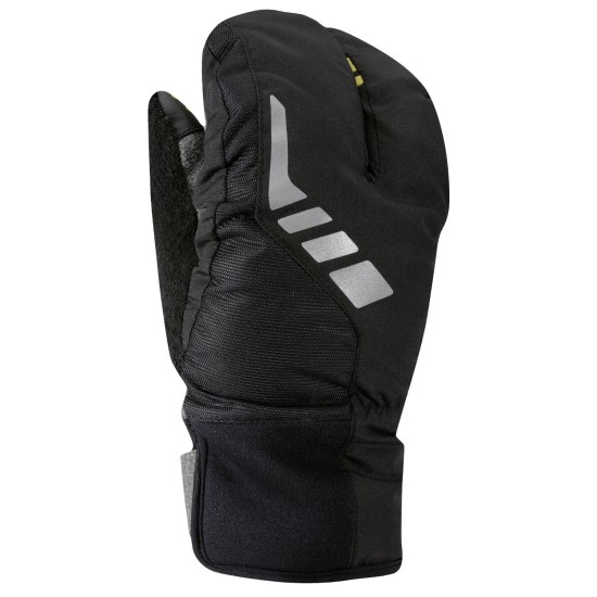 Split finger gloves are ideal for extreme cold when maximum warmth is needed