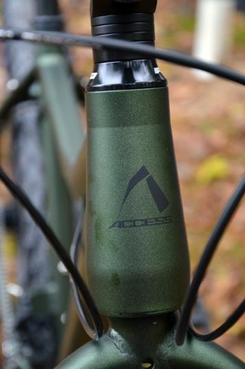 Access Fat Bike Head Tube