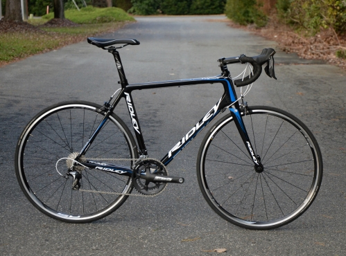 The 2015 Ridley Orion, exclusively from Performance Bicycle