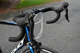 Ultegra 6800 11-speed shifters provide excellent performance