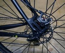 TRP SPYRE rear disc brakes