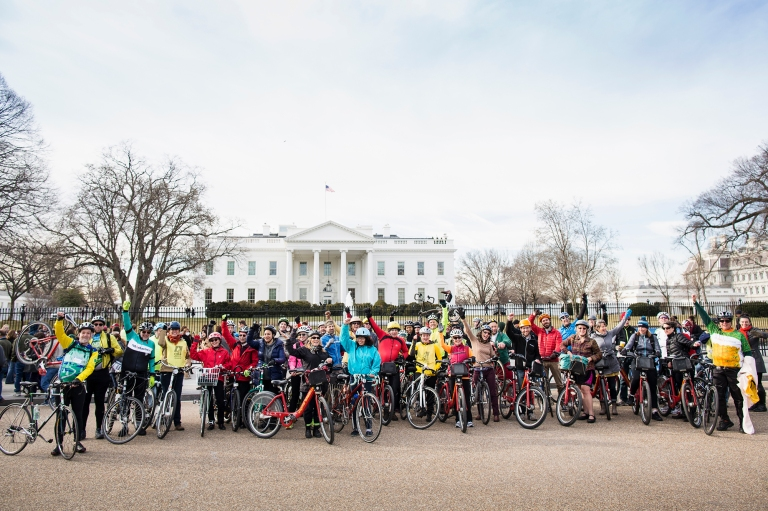 League of American Bicyclists Jim Oberstar Memorial Bike Ride