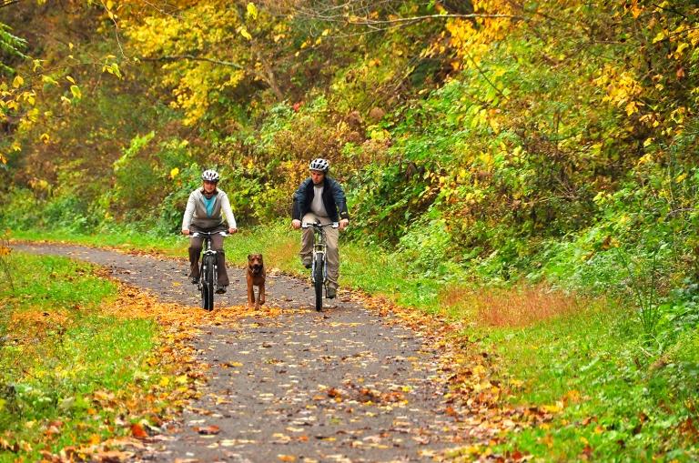 Mon River Trail, WV, MCCVB_Steve Shaluta