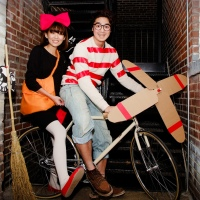 Halloween Costumes for You and Your Bike